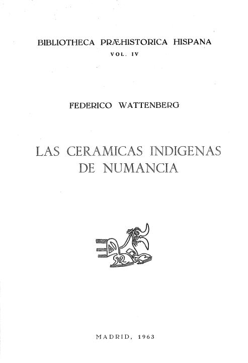 F. Wattenberg and stratigraphic problems (1963)